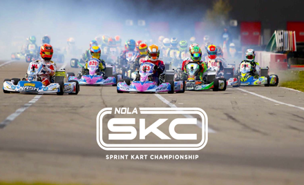 NOLA Sprint Kart Championship Race 6 of 12