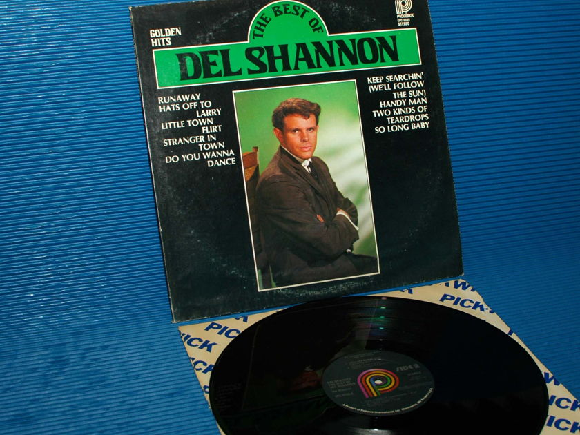 "DEL SHANNON   - ""Golden Hits"" -  Pickwick 1978"