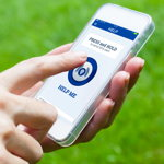 Smartphone SOS help app for iPhone and Android