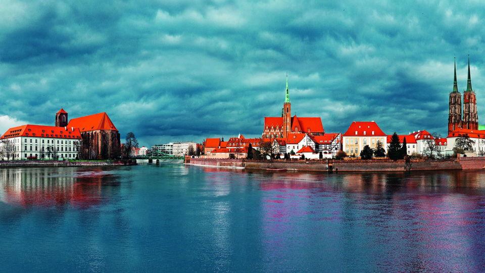 Verkennende reis Polen