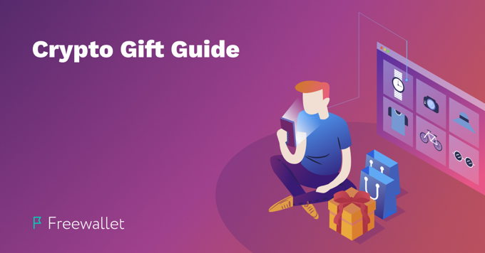 Crypto Gift Guide for Christmas and New Year's