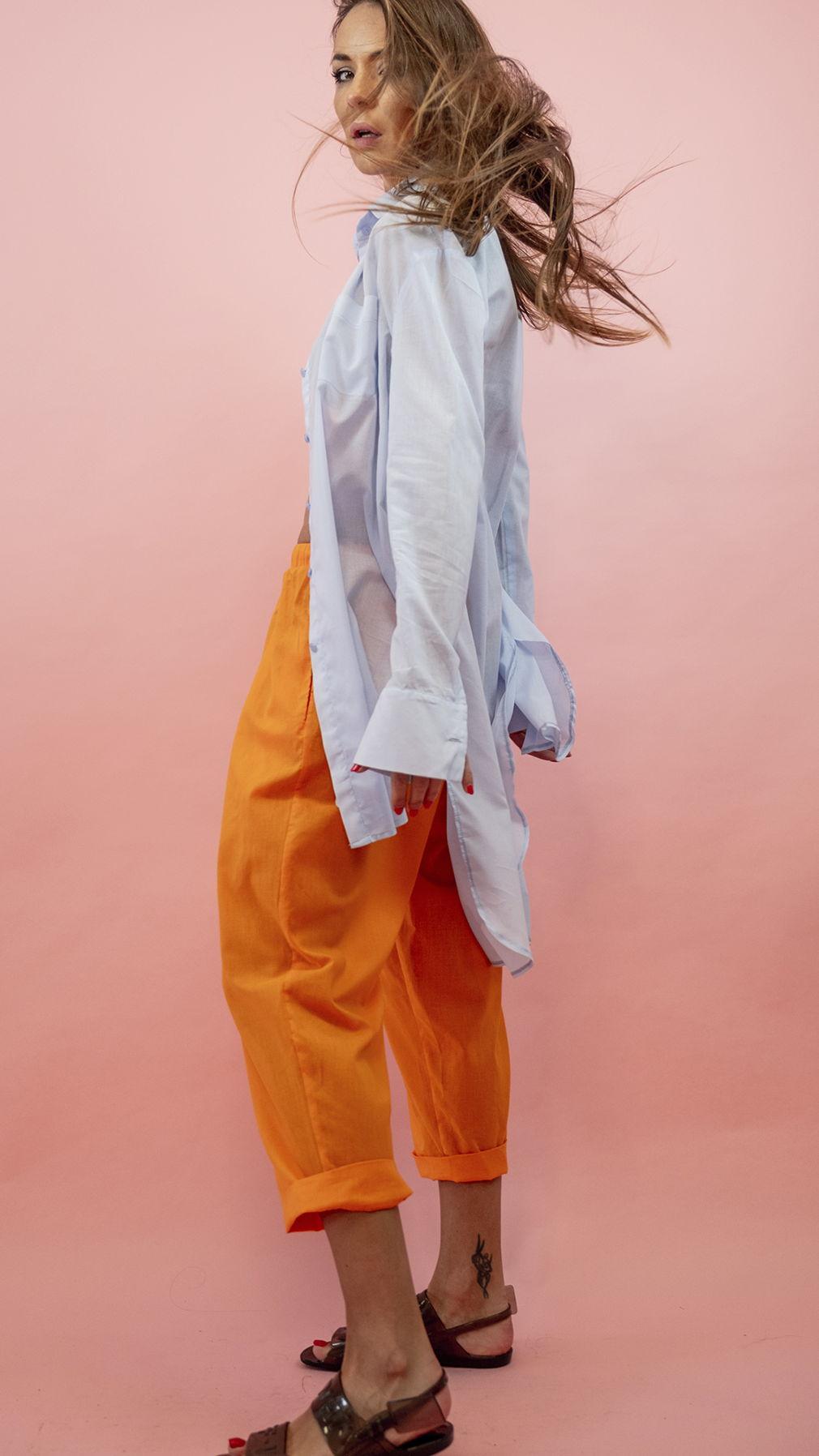 Рубашка НебоМореОблака
