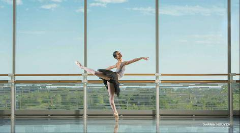 karina gonzalez, houston ballet