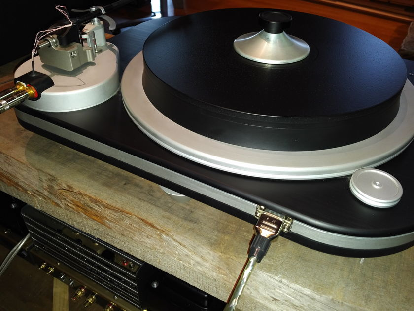 Spiral Groove SG-2 / Centroid : Turntable and Tonearm