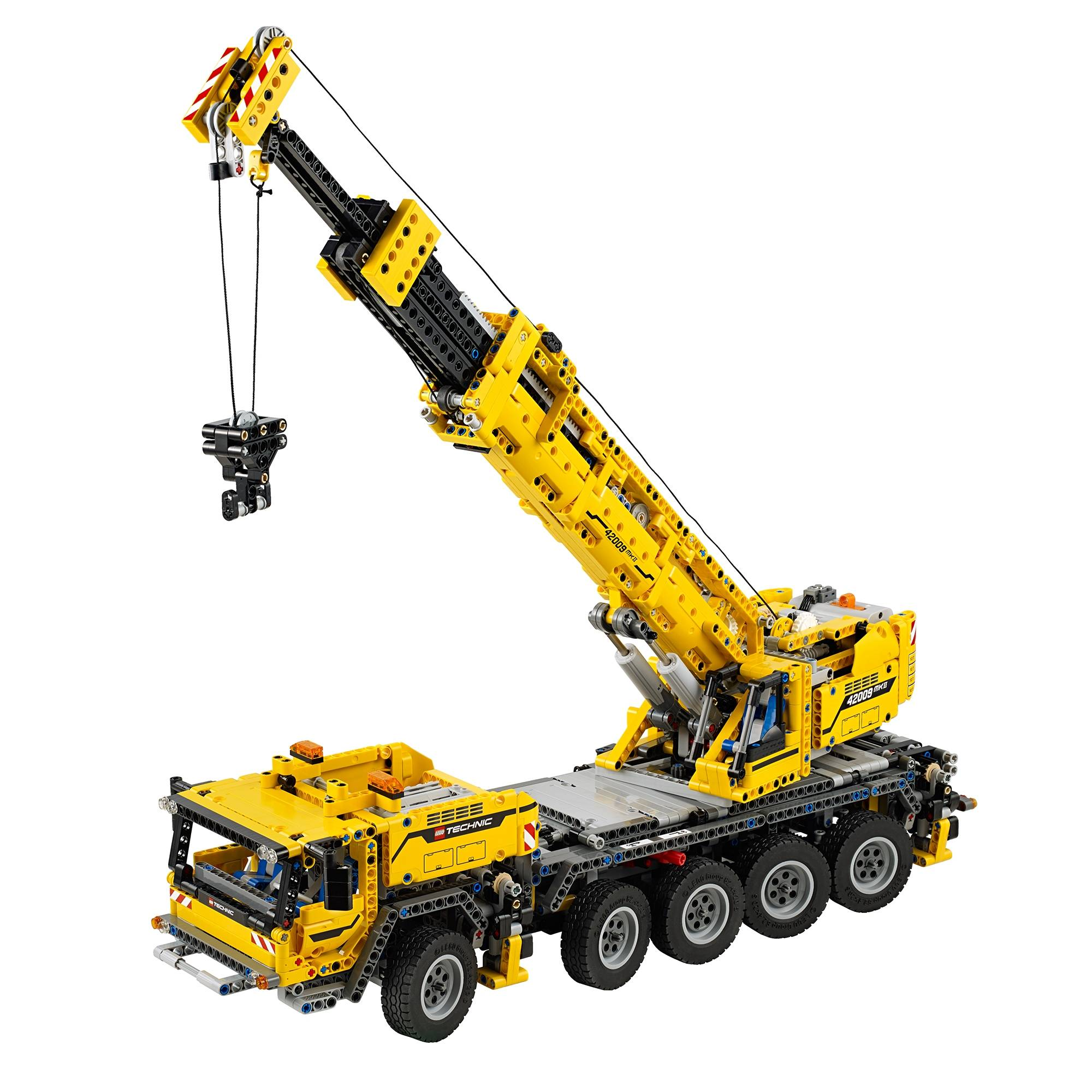 LEGO 42009 MOBILE CRANE MK II