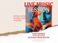 صورة LIVE MUSIC SESSION