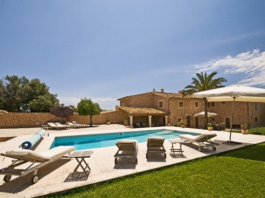 Puerto Andratx - First class and high quality rustic house for sale, Santa Maria, Mallorca