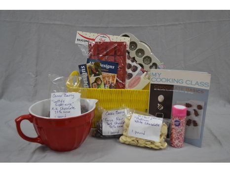 Chocolate Cooking Basket