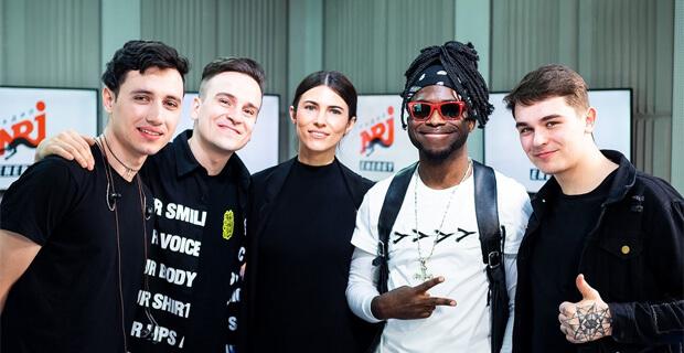 Саймон Черный Перец поддержал молодых исполнителей в проекте ТНТ - Новости радио OnAir.ru