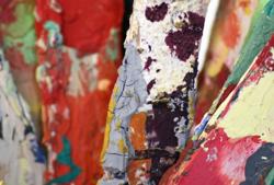 atelier maltopf bunte farben