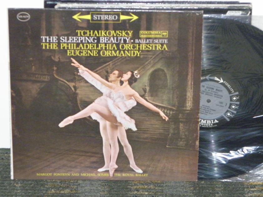 "Eugene Ormandy/Philadelphia Orchestra - Tchaikovsky"" The Sleeping Beauty"" Columbia MS 6279 6 EYE 1F/1A matrix"