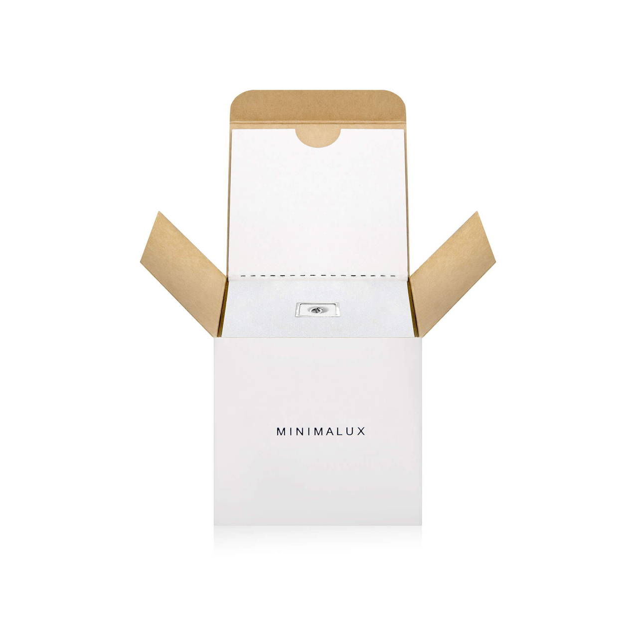 Square Pendant packaging