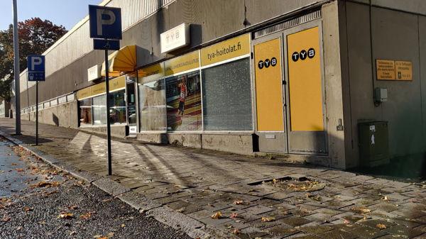 TYA Hierontapiste Oy, Turku