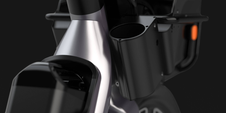 Okai Micromobility Manufacturer, EB100 Electric Bike Lock System