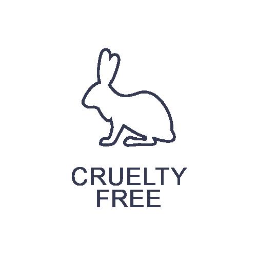 Cruelty free graphic