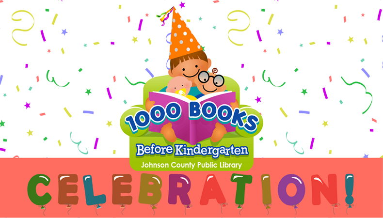 1000 Books Before Kindergarten Parties
