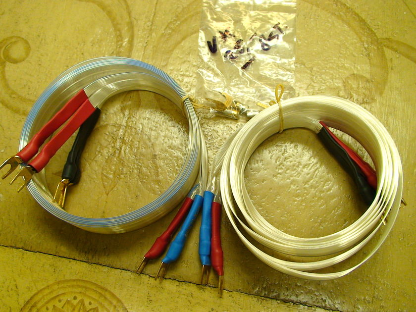 Nordost Blue Heaven Biwire speaker cable