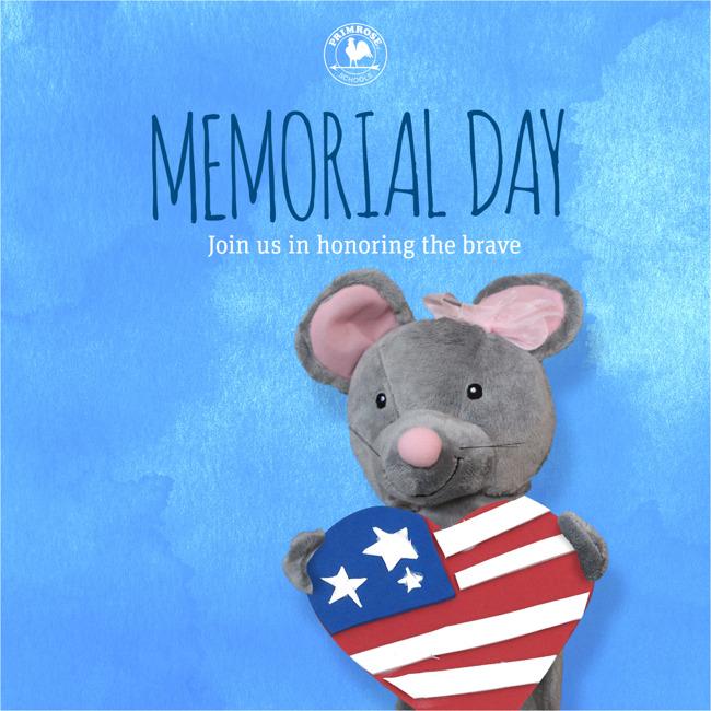Primrose, Memorial Day