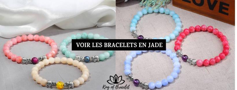 Bracelet Jade - King of Bracelet