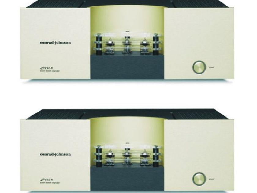 conrad johnson LP140M Monoblock Tube Amps with Full Warranty