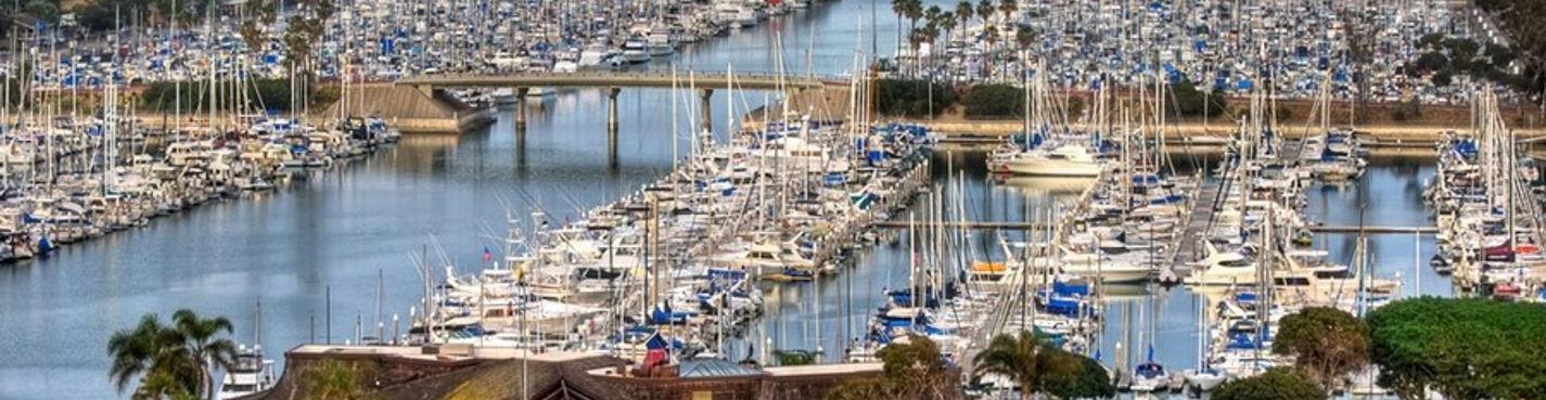 Лазурное побережье Калифорнии. Страна серферов и миллионеров