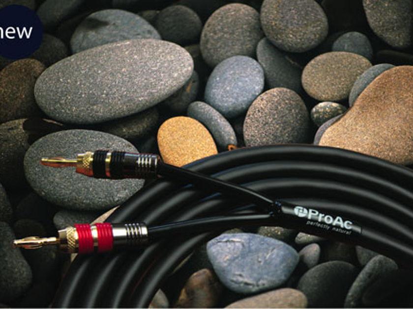 ProAc   Signature Black  Speaker Cables 9 FT