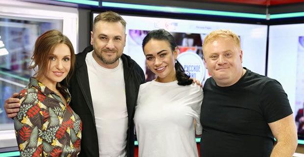 Яна Кошкина в гостях у «Русских Перцев» - Новости радио OnAir.ru