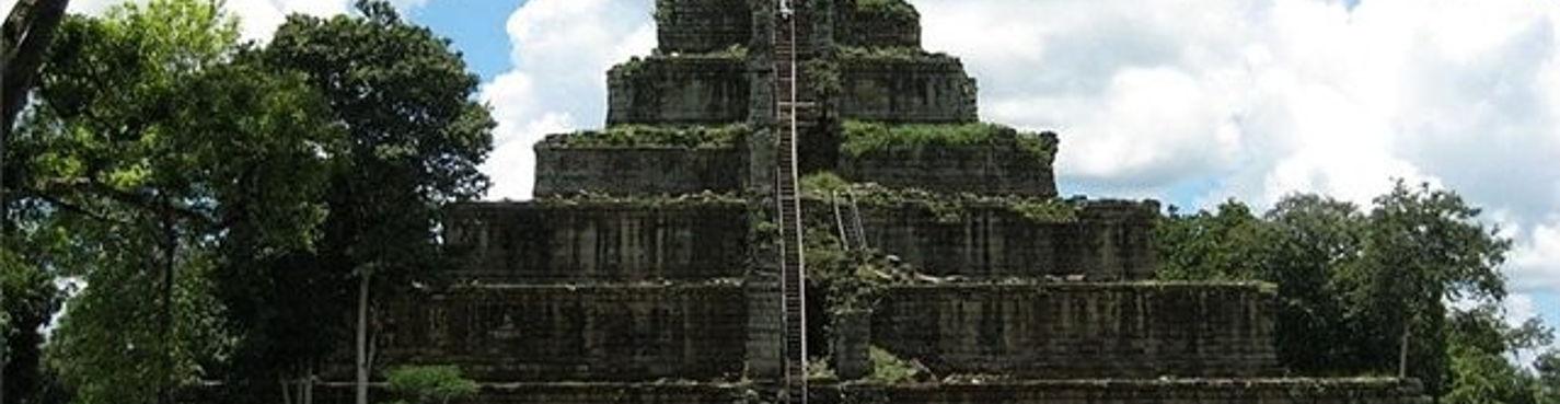Экскурсия в самый загадочный храм КохКер