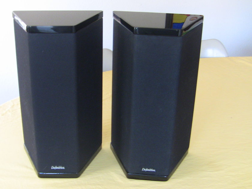 Definitive Technology Bipolar Speakers BPX Pair - Black