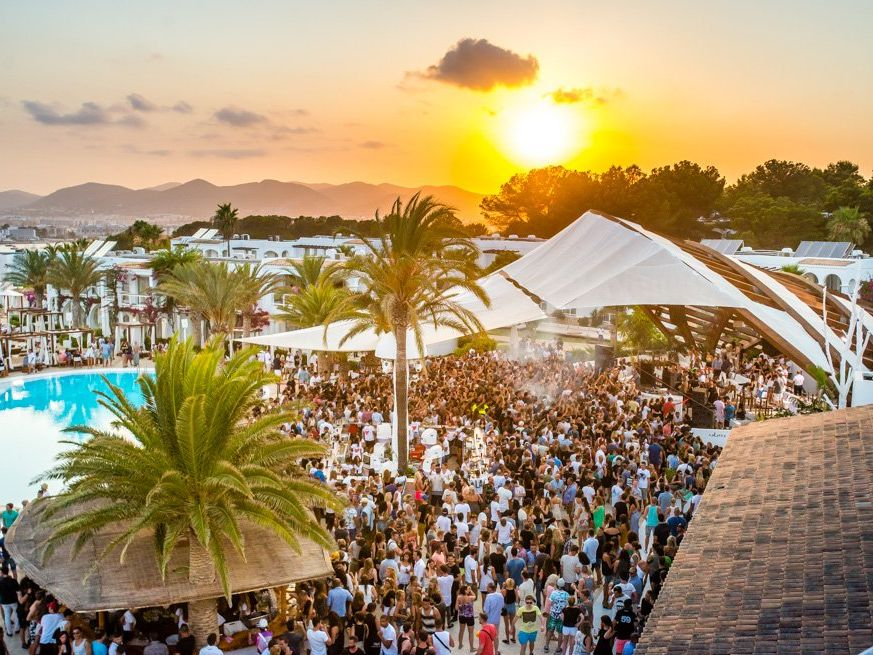 Destino Ibiza club day party music marco Carola