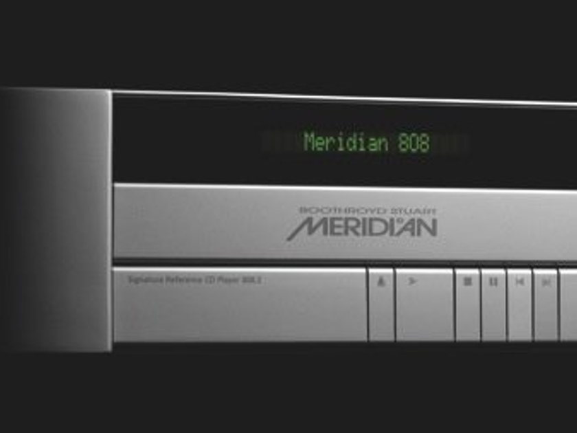 Meridian CD Player Meridian 808.2 CD player