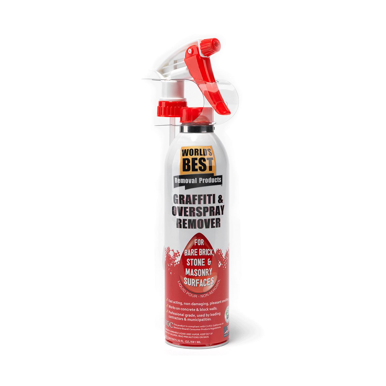 best spray graffiti remover for brick