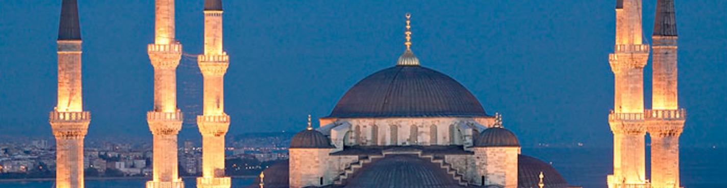Весь Стамбул за 1 день на машине