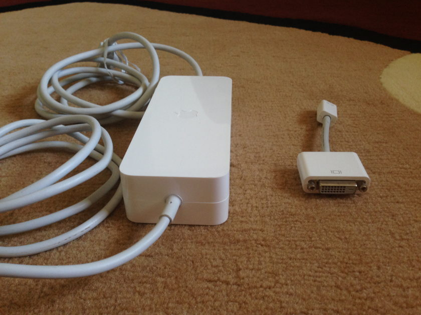 Apple Mac Mini • OPTIMIZED AS MUSIC SERVER • with Core Audio Linear Power Supply