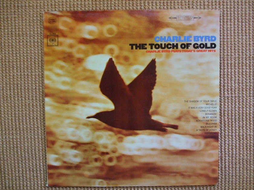 Charlie Byrd - Columbia CS-9304 The Touch of Gold