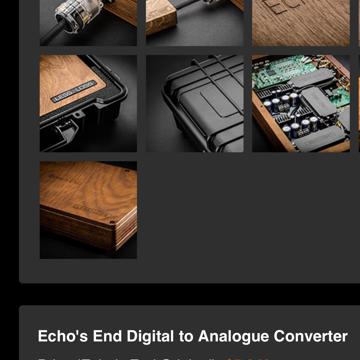 Echo End's DAC