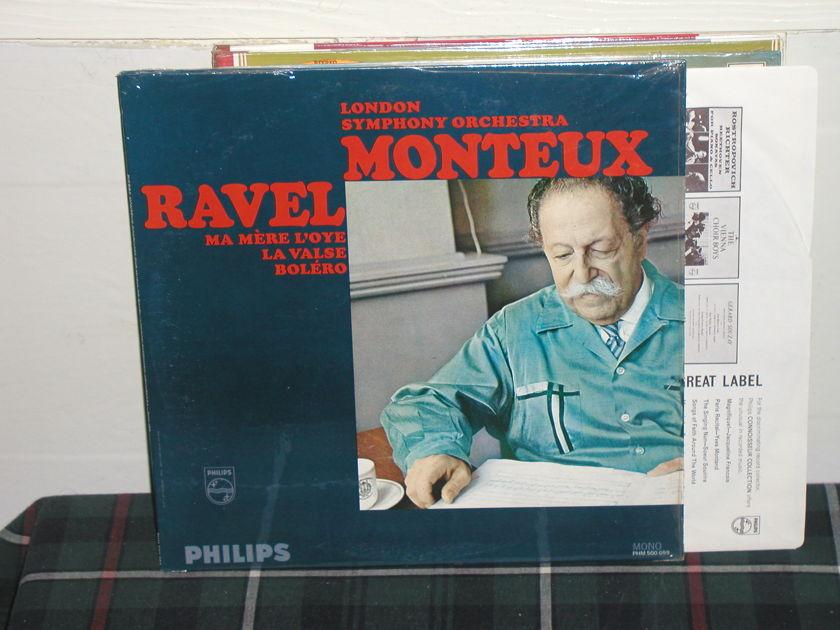 Monteux/LSO - Ravel Philips phs-900-059