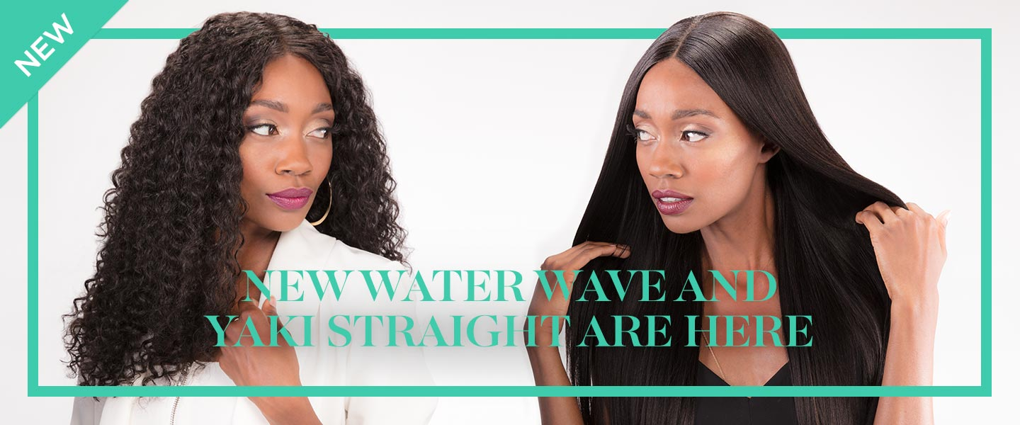 New Water Wave and Yaki Straight are here