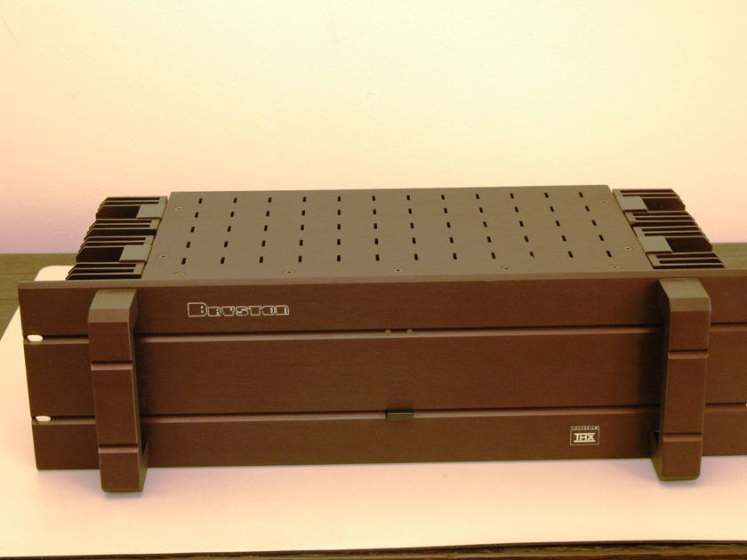 Bryston 3B-ST 2-channel bridgeable amplifier w/warranty