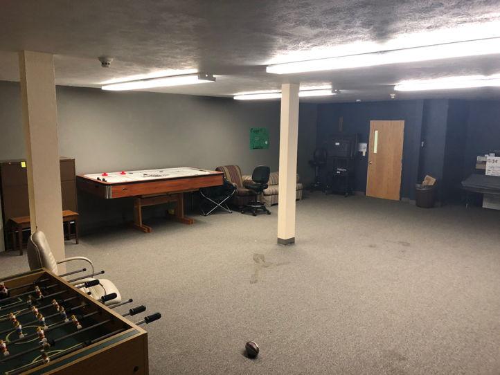 Faith Community Center - Youth Room