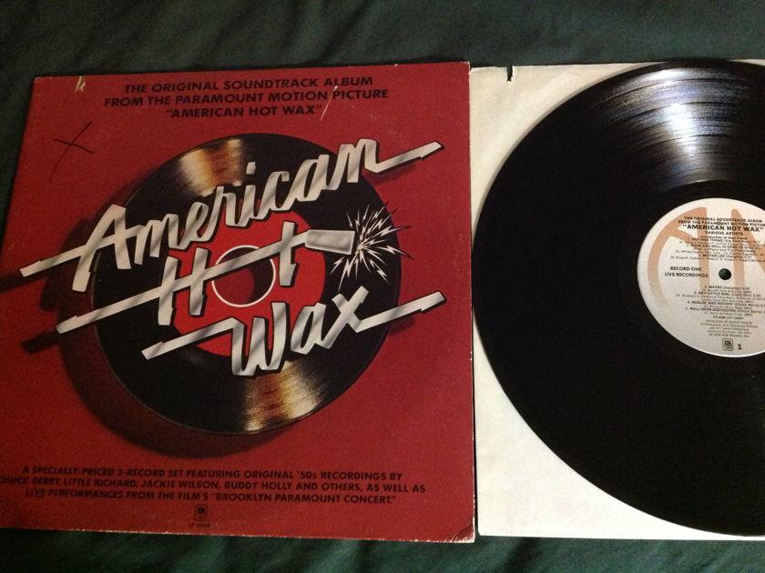 Soundtrack -  American Hot Wax 2.LP NM