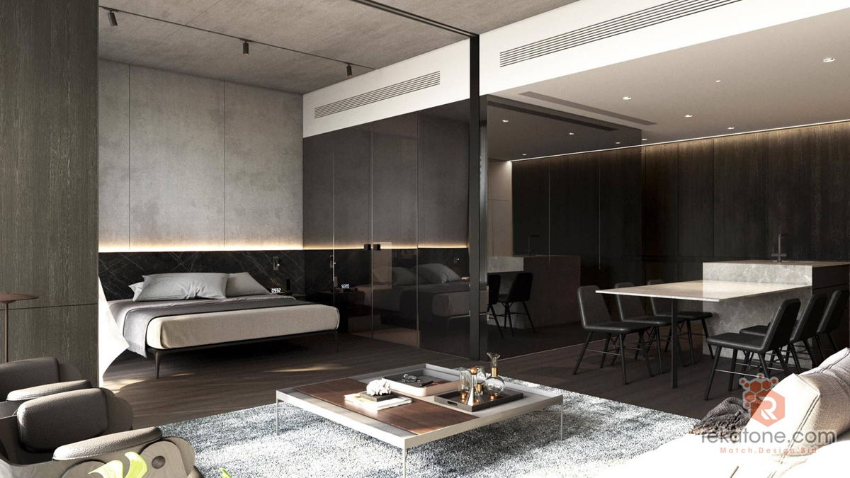 Condo And Apartment Interior Design Ideas 2020 Rekatone Com