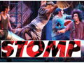 STOMP - Off-Broadway Spectacular!