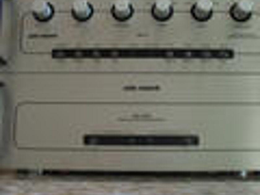 Audio Research SP-11 MK II W/ Phono, re-tubed