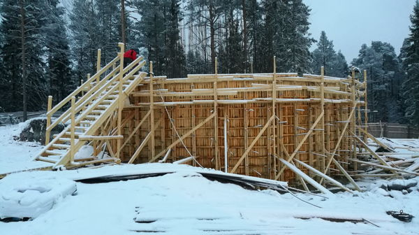 Rakennus-Jaranto Oy, Nurmijärvi