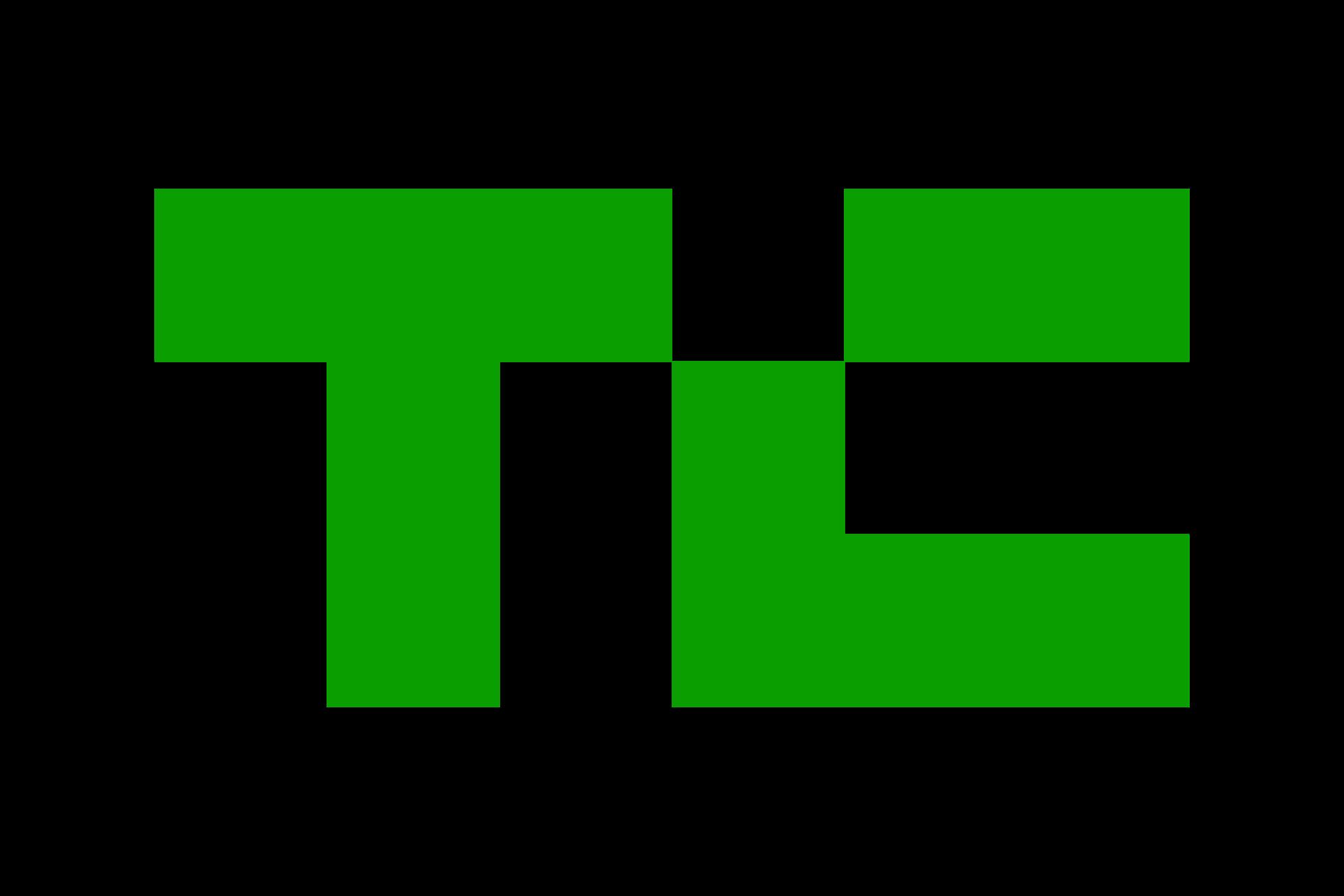 Techcrunch logo.wine