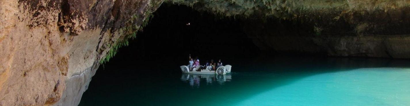 Пещера Алтынбешик+тур по лесу из Сиде