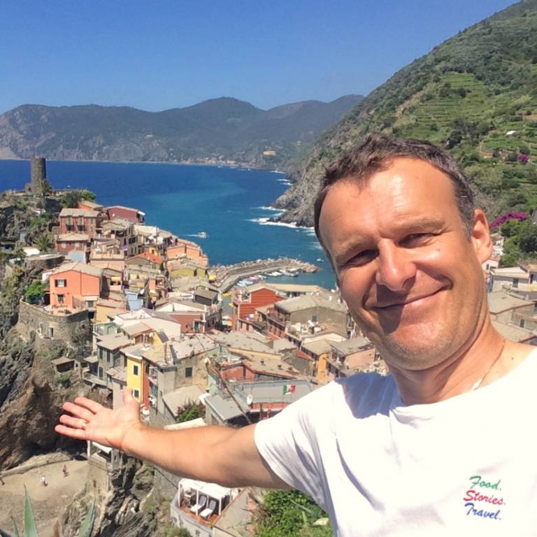 Cristiano Bonino a guide to Italy | Revittle