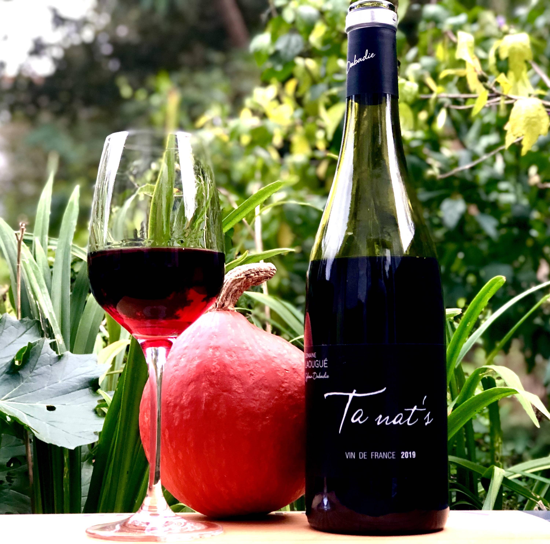 tanat's rouge 2019, tanat, domaine laougué, sylvain dabadie, vin de france, france, vin nature, rawwine, organic wine, vin bio, vin sans intrants, bistro brute, vin rouge, vin blanc, rouge, blanc, nature, vin propre, vigneron, vigneron indépendant, domaine bio, biodynamie, vigneron nature, cave vin naturel, cave vin, caviste, vin biodynamique, bistro brute