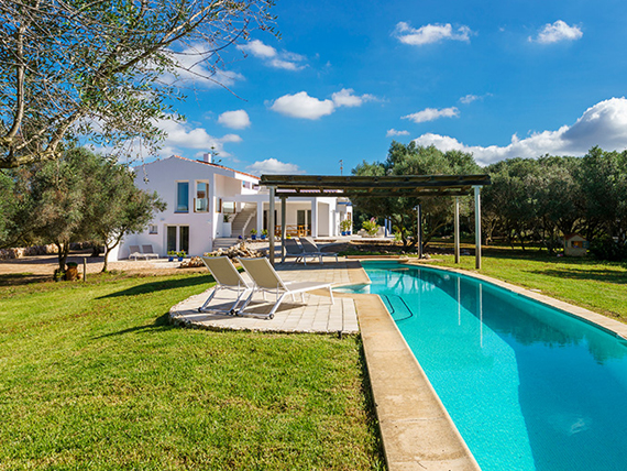 Mahón - Beautiful contemporary villa near Macarella beach in Menorca